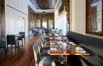 Dining at Diwan Restaurant in Toronto's Aga Khan Museum