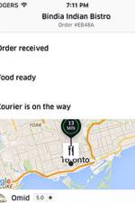 Online Food Ordering: UberEats vs DoorDash