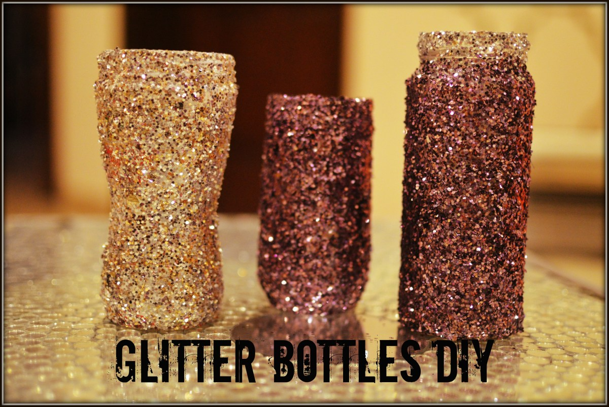 Cute DIY Recycled Bottles