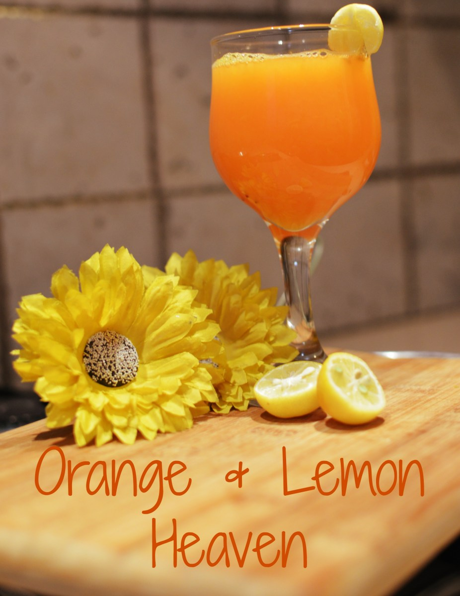 Orange and Lemon Heaven