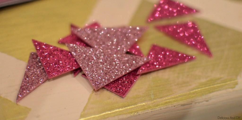 Glitter Cardstock