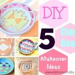 5 DIY Clay Bowl Makeover Ideas