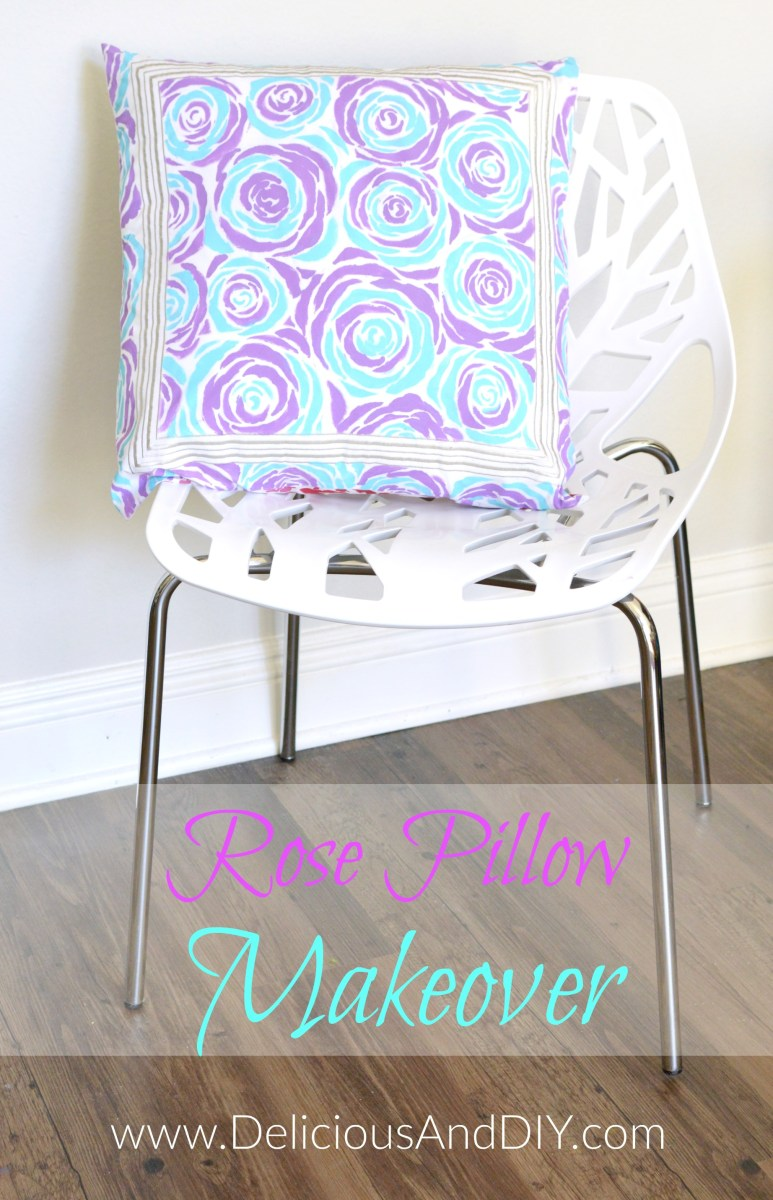 Fabric Painted Cushion Ideas
