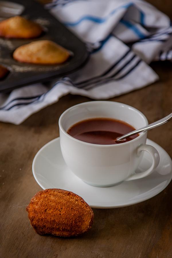 Gingerbread Madeleines recipe | deliciouseveryday.com