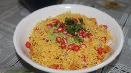 Sev Khamani recipe
