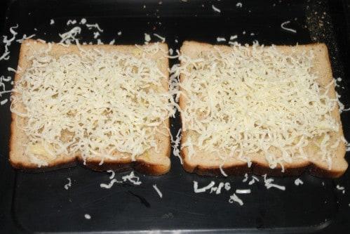 Cheese Garlic Toast recipe
