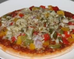 Veg Pizza recipe