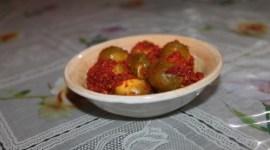 Instant Gunda nu Athanu recipe