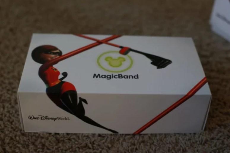 Walt Disney World Magic Band package