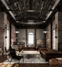 What's Hot on Pinterest: 5 New York Industrial Lofts