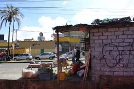 Fahrt durch den Süden Quitos