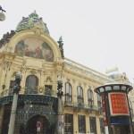 Platz der Republik Prag