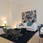 Tendencias en decoración e interiores gris Fotografía de postres y dulces Estilo minimalista Diseño de interiores Decoración de interiores blanco azúl ambientes