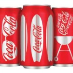 Coca-Cola – Latas de vera