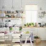 Cocinas blancas III