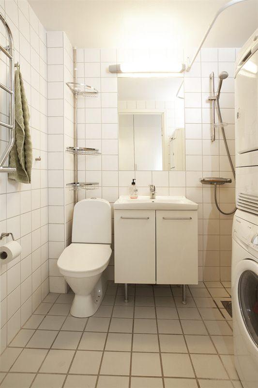 Baños Decoracion Nordica:pisos suecos decoración loundry room lavadora secadora decoración