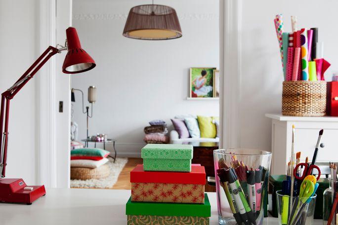 Decoraci n alegre accesorios para el hogar de colores for Accesorios decoracion hogar