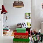 Decoración alegre – Accesorios para el hogar de colores
