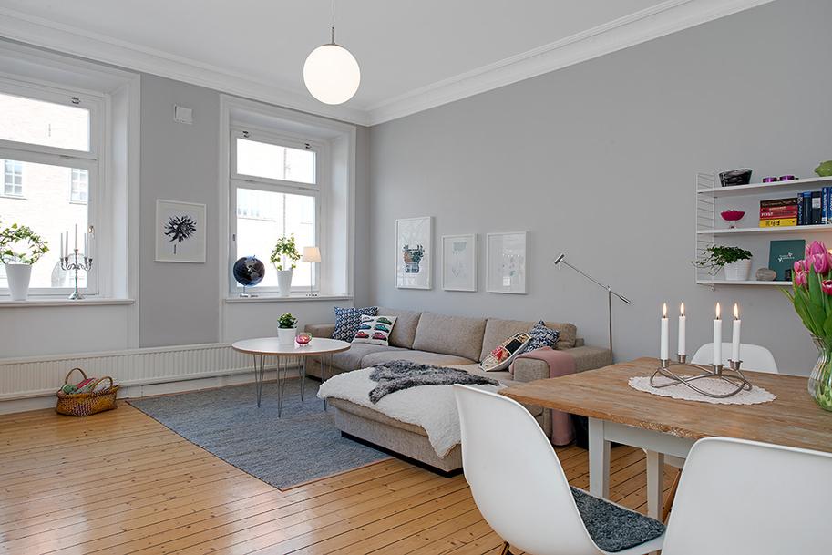 Otra cocina n rdica de ensue o blog tienda decoraci n - Muebles estilo escandinavo ...