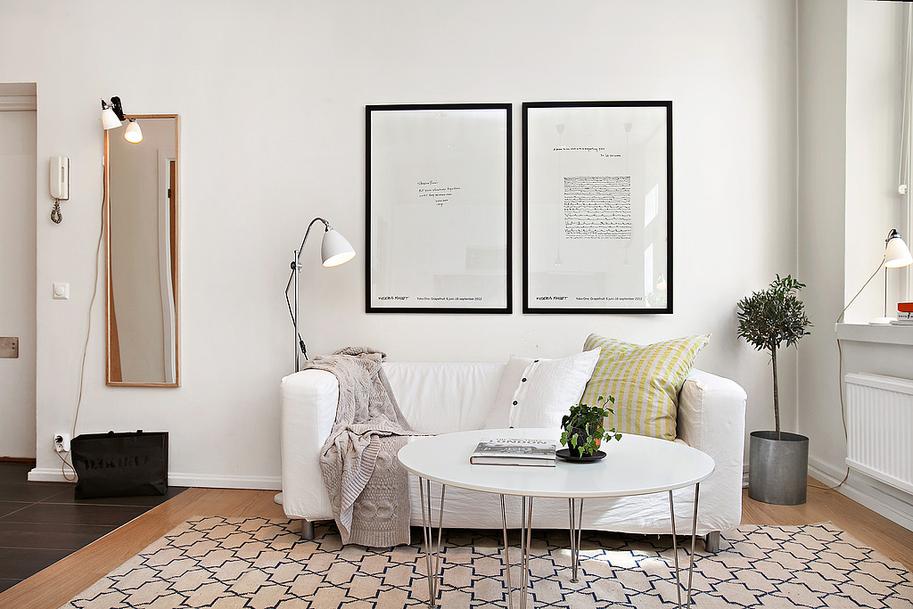 mini piso n rdico de 36 m blog tienda decoraci n estilo