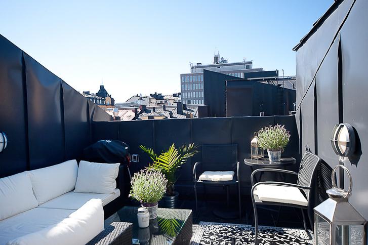 Decoracion Terrazas Pequenas Exteriores ~   terrazas y balcones decoraci?n de exteriores blog decoraci?n
