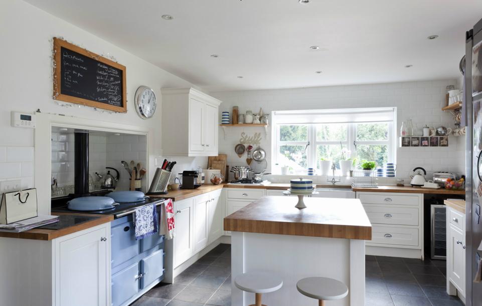 Decoraci n en una casa en la campi a inglesa blog tienda - Blog de decoracion de casas ...
