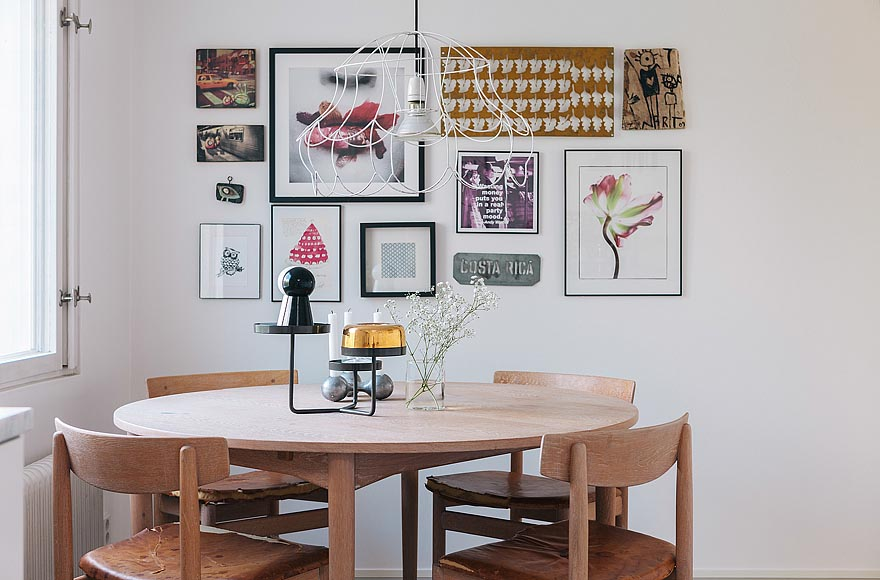 Trendenserse - en av Sveriges största inredningsbloggar Home - kleiner tisch küche