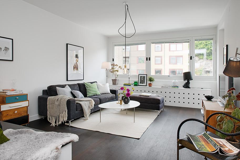 Diseno De Baños Medianos: diseño de pisos pequeños medianos blog estilo decoración nórdica