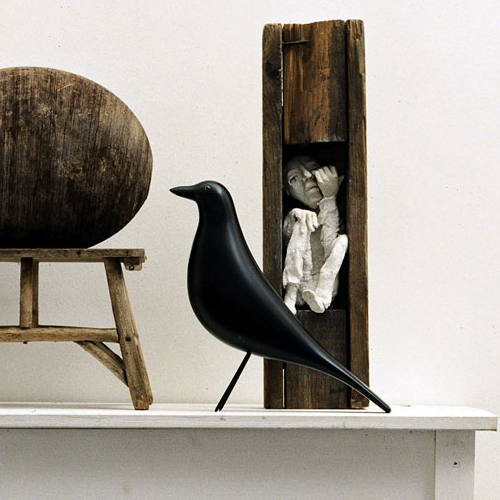 hoy me gusta eames house bird blog decoraci n estilo. Black Bedroom Furniture Sets. Home Design Ideas