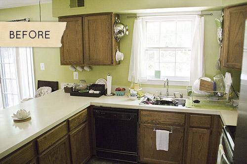 Antes despu s una cocina moderna y fresca blog - Cocinas de obra modernas ...
