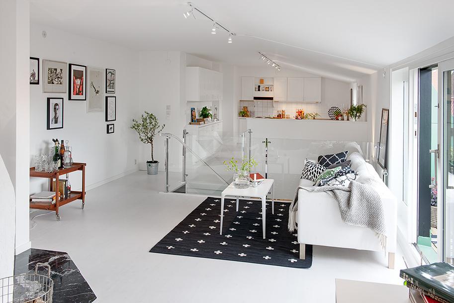 Decoracion Loft Duplex ~   lofts y ?ticos decoraci?n dise?o d?plex decoraci?n con textiles