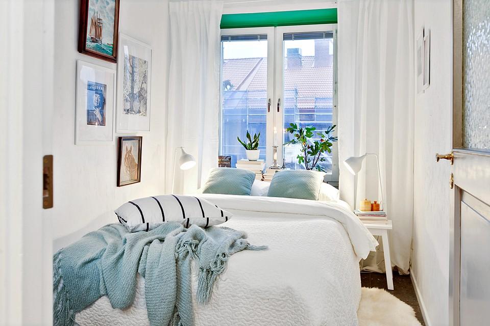 Un mini piso de 38 m con mucho encanto blog tienda - Pisos pequenos decoracion ...