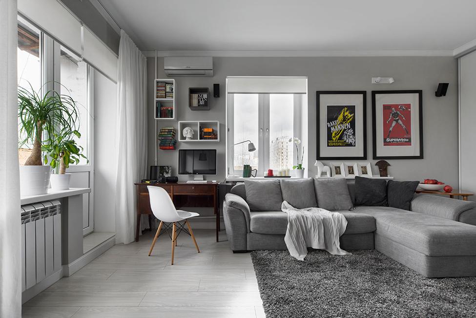 Moderno estudio para chicos blog decoraci n estilo - Nordicos modernos ...