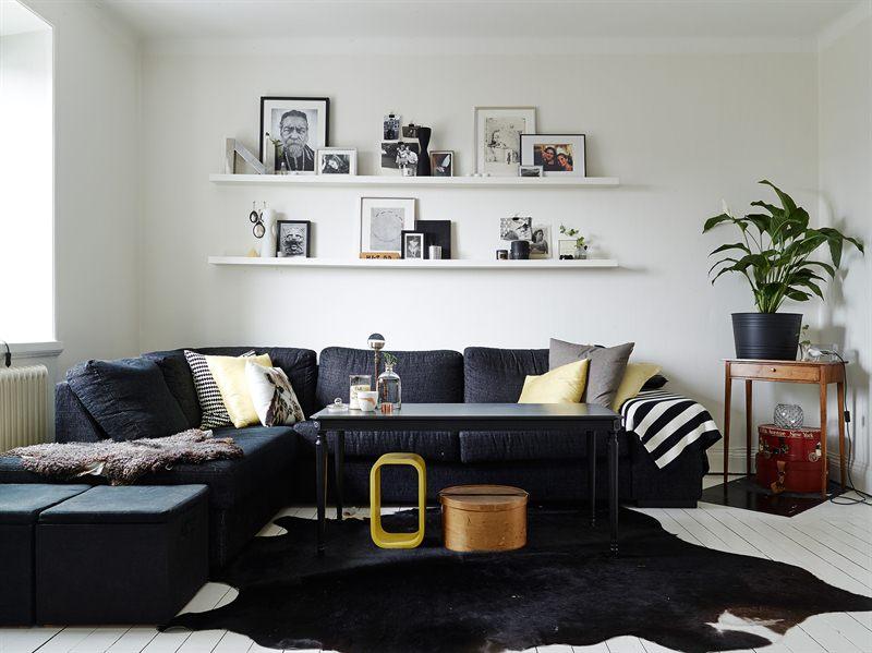 Interiores espacios peque os delikatissen blog tienda decoraci n estilo n rdico muebles - Blog decoracion de interiores ...