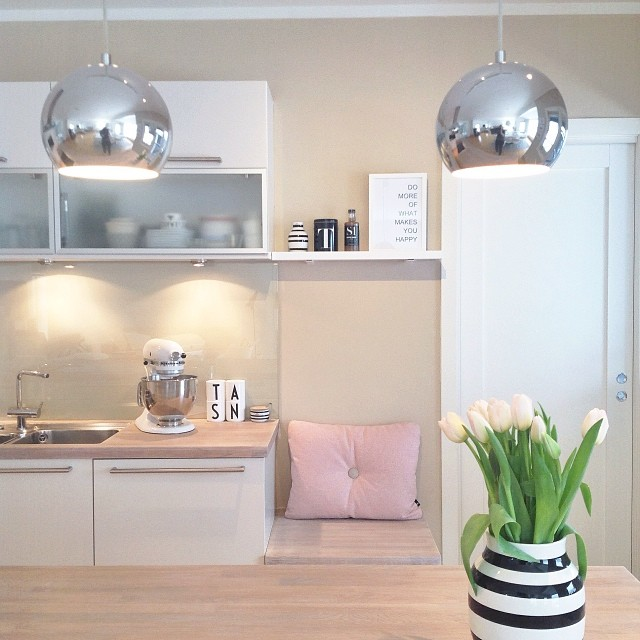 puro estilo nórdico decoración noruega decoración nórdica escandinava decoración muebles de diseño decoración en blanco y