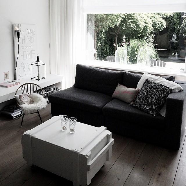 Estilo n rdico en holanda blog tienda decoraci n estilo - Diseno de interiores salones ...