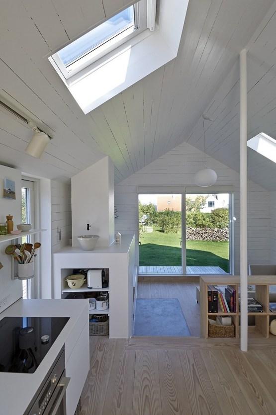 Casa de verano de dise o en dinamarca blog decoraci n - Casas de estilo nordico ...