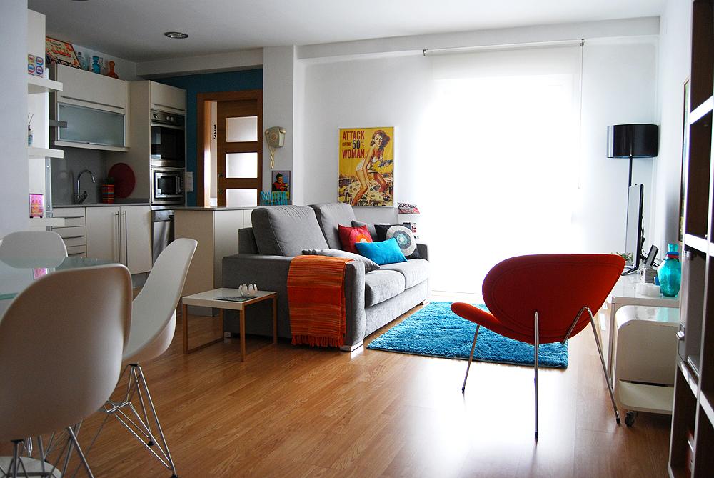 muebles de ikea y de diseño hogares españoles estilo nórdico estilo