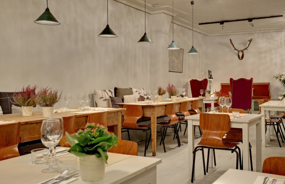 Chill Decoraci N Restaurante Clarita Madrid