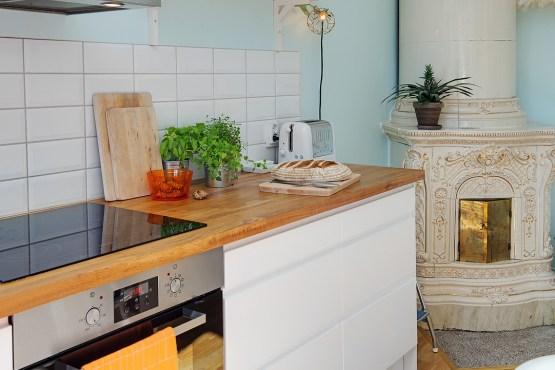 pisos nórdicos decoración estilo femenino nórdico decoración muebles ikea Decoración en blanco con toques neón y pastel decoración de cocinas comedor pastel cocinas nórdicas cocinas blancas modernas blog decoración de interiores