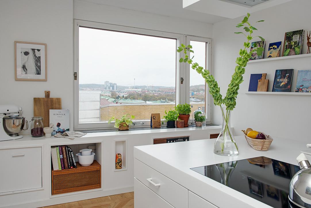 Armarios volados y bajo las ventanas blog tienda for Decoracion de casas de 65 metros cuadrados