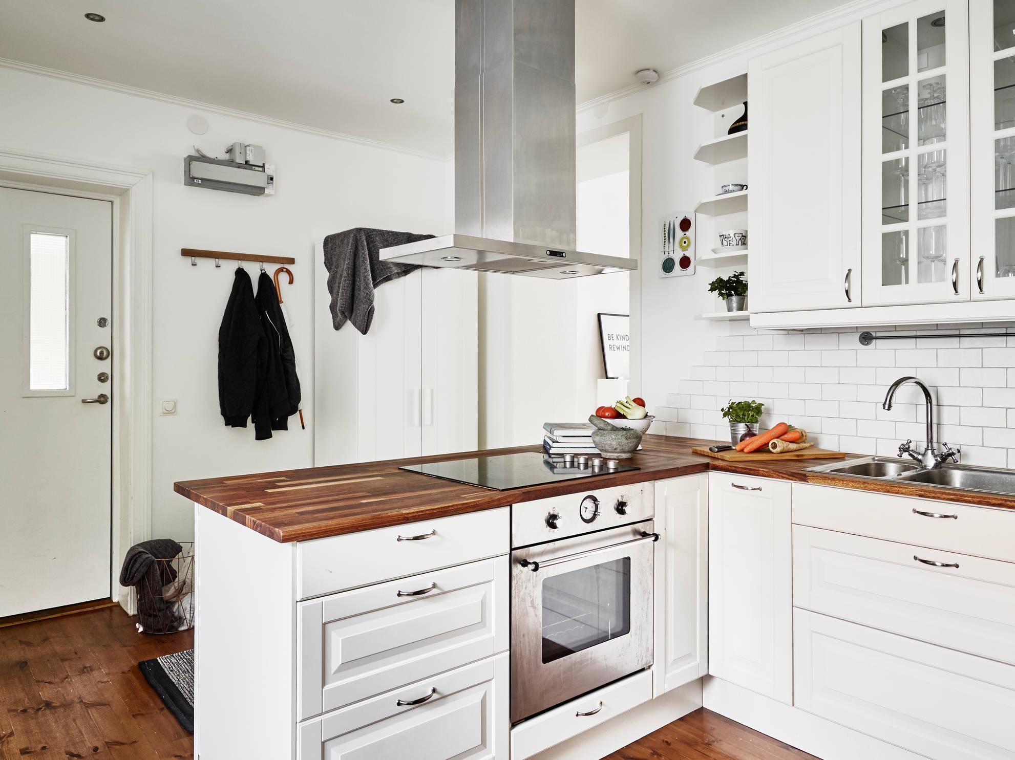Pisos para ba os pequenos - Cocinas para pisos pequenos ...