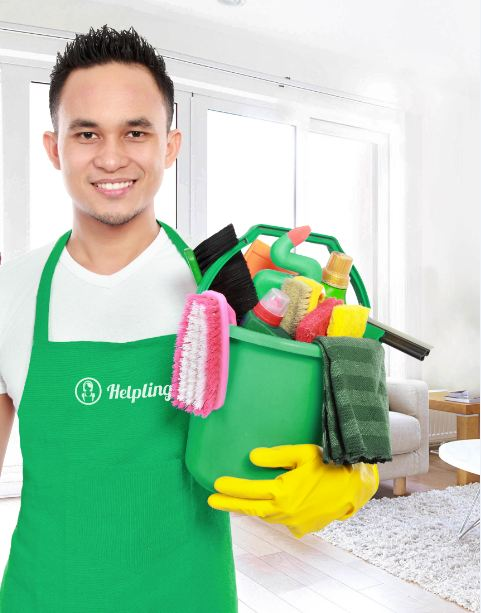 web de limpieza de casas online Helping limpieza en el hogar limpieza del hogar online decoración diseño de interiores Cómo mantener la casa limpia sin esfuerzo blog decoración