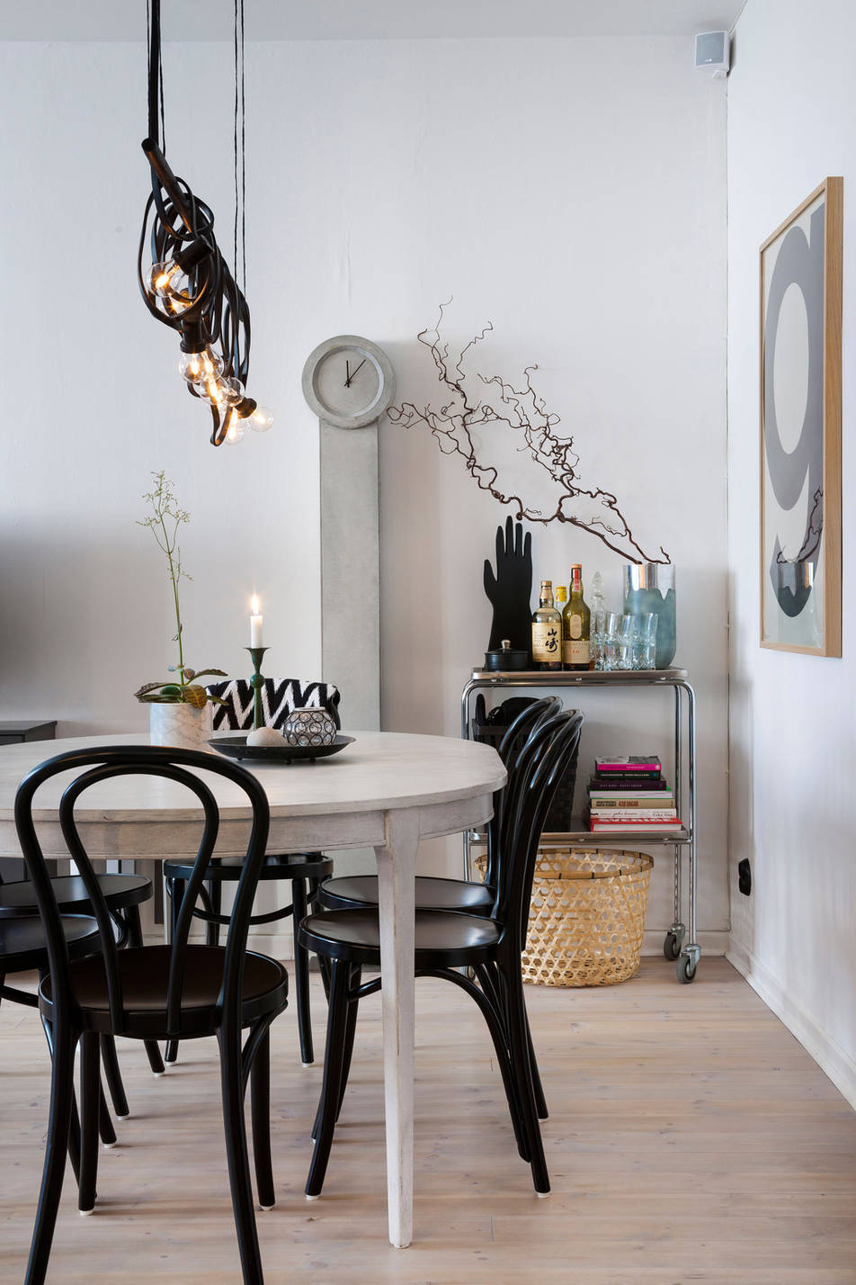 L Mparas Colgantes Bombilla Y Flexos Arquitectura Today ~ Lamparas Para Comedores Modernos