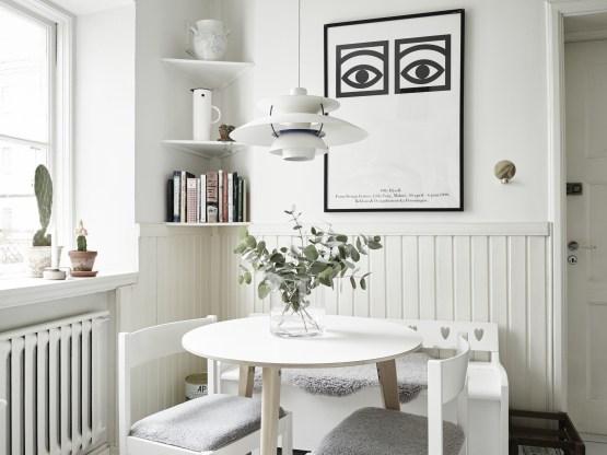 Ögon Kakao Olle Eksell láminas y posters suecos decoración estilo nórdico moderno el poster de los ojos diseño nórdico clásico decoración en blanco blog estilo nórdico blog decoracion interiores