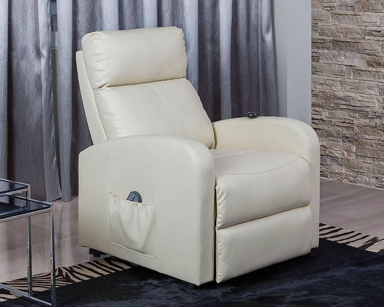 Sill sillones reclinables y con elevador for Sillones piel confort