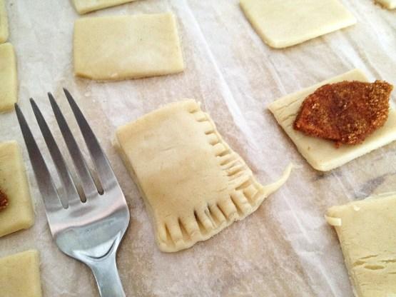 recetas delikatissen recetas de tarta manzana postres rápidos sencillos postres fáciles postres con manzana galletas rellenas fruta galletas de manzana apple pie cookies