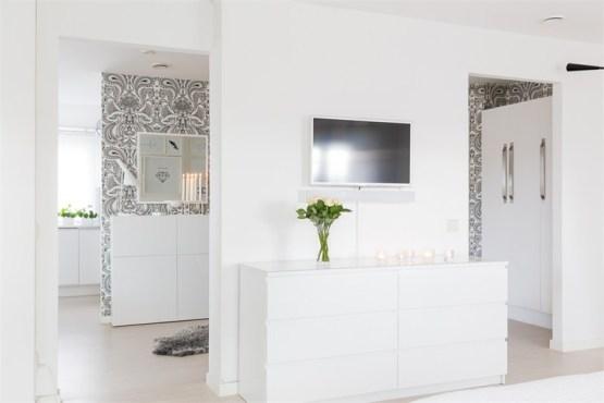 estilo y diseño nórdico estilo nórdico estilo moderno decoración muebles de ikea decoración en blanco Decoración de interior