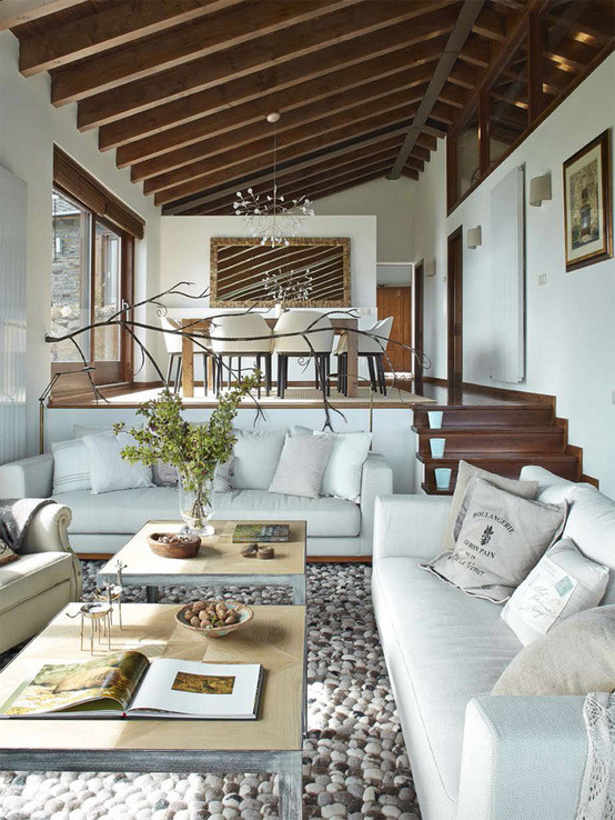 decoracion de interiores salones rusticos: de salones decoración de interiores decoración de comedores casas de