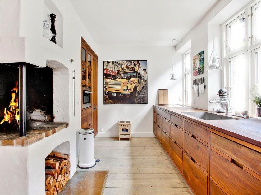 Casa adosada danesa de 136 a os blog tienda decoraci n for Decoracion casa adosada